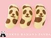 パンダのポーズは3種類