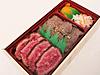 宮崎牛ヒレステーキ&焼肉弁当