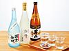 旭川の日本酒、3銘柄