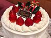 クリスマスクイーンストロベリーショートケーキ7号