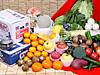 野菜を31種類選べる福袋、果物を31種類選べる福袋