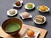 「松江・彩雲堂×富山・引網香月堂」のコラボによるバレンタイン茶席
