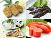 北陸の海産物を発酵させた珍味4種