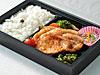 湘南みやじ豚×鈴木孝柾さんの特別栽培米つや姫 しょうが焼き弁当