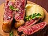 欧州牛ステーキ2種食べくらべプレート