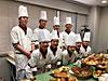 パンを焼いた「国際フード製菓専門学校」の学生たち