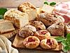 「ベーカリー&カフェ ダパス」のパン各種
