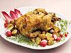 大山鶏のロティサリーチキン