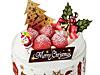 クリスマス・ショートケーキ