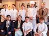 「GINZAで繋がるコッペパン」に参加した各店の店主や料理長、担当シェフら