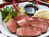 みずみずしい野菜&グリル野菜付きプライムビーフのローストビーフ