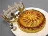仏の新年祝い菓子「ガレット・デ・ロワ」−新宿小田急