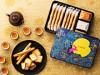 クッキーを詰め合わせた秋限定「お月見缶」、ヨックモック限定店で販売